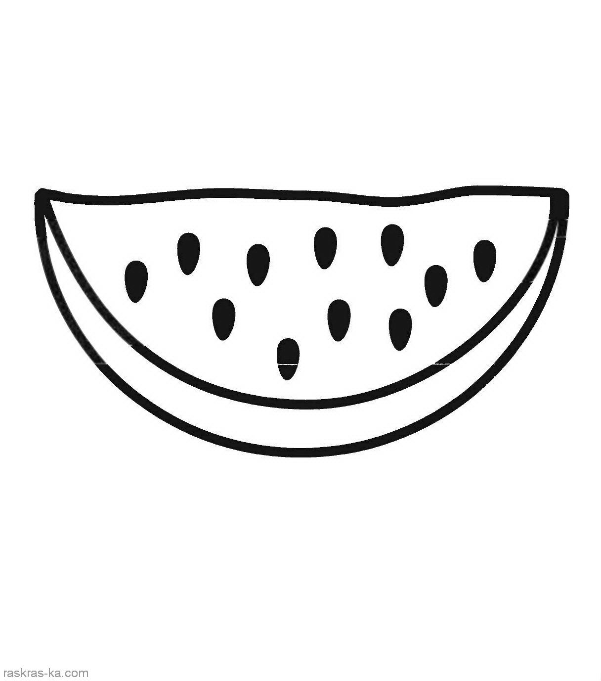 Овощи раскраски распечатать