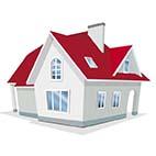 Раскраски архитектура, здания. Дома, домики, избушки