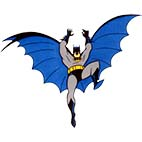 Раскраски для мальчика Супергерои. Бэтмен