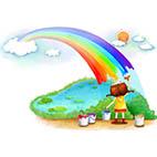 Раскраски для малышей скачать. Природа