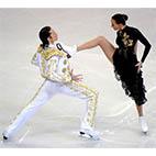 Раскраски зимние олимпийские виды спорта. Фигурное катание