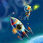 Раскраски профессия - космонавт