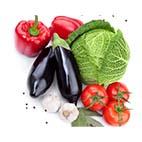 Распечатать раскраски овощи для детей