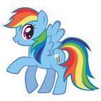 Моя маленькая пони. Раскраски девочкам Дружба - это чудо
