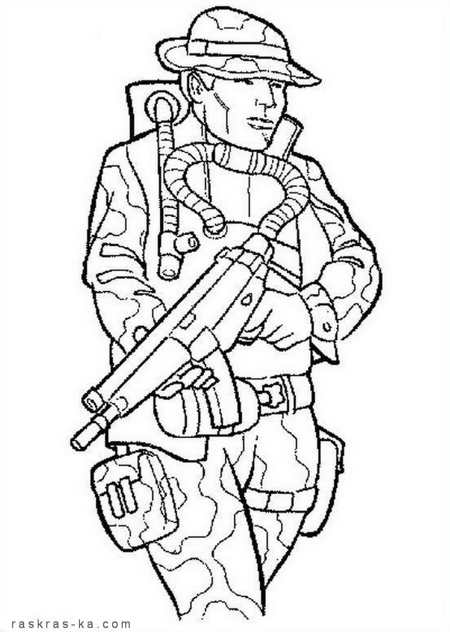 защитная раскраска военной техники