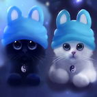 Раскраски кошки, котята, коты. Домашние животные
